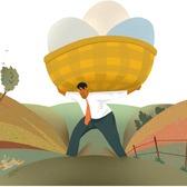 Mick Wiggins - Basket, Egg, Nest Egg, Net Worth, Retirement, Saving, Savings